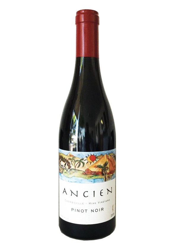 Product Image for Ancien 2018 Mink Pinot Noir