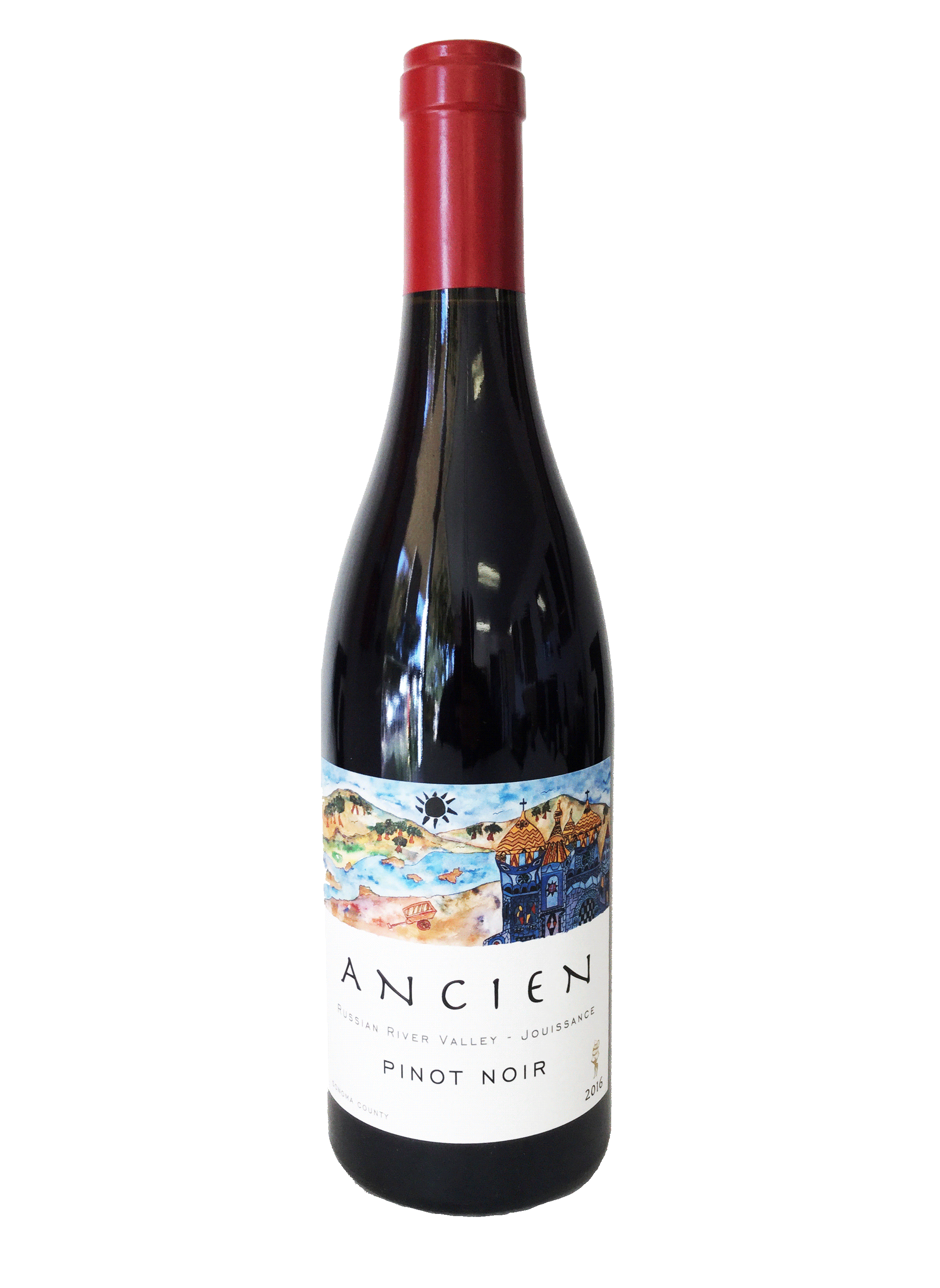 "Ancien 2016 ""Jouissance"" Russian River Valley Pinot Noir Product Image"