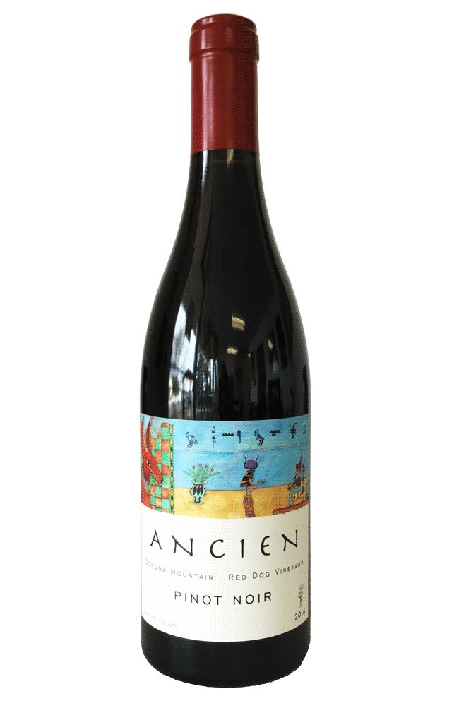 "Ancien 2014 ""Red Dog"" Pinot Noir Product Image"