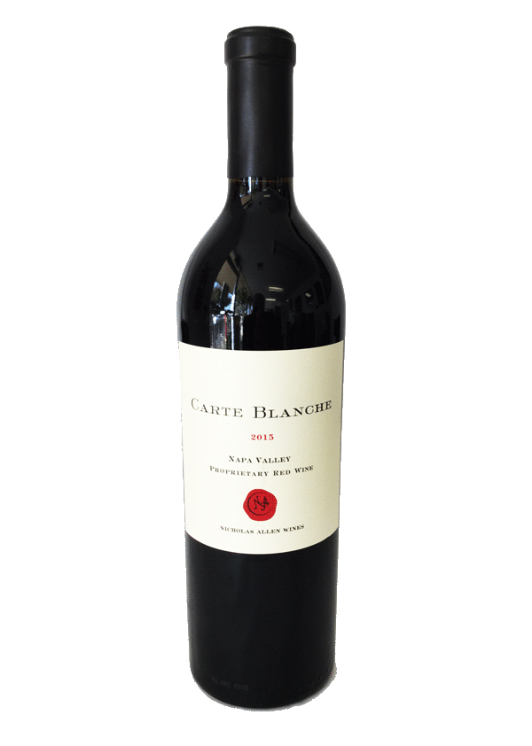 Carte Blanche 2015 Proprietary Red Product Image