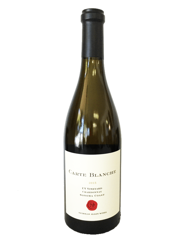 Carte Blanche 2015 Chardonnay Product Image