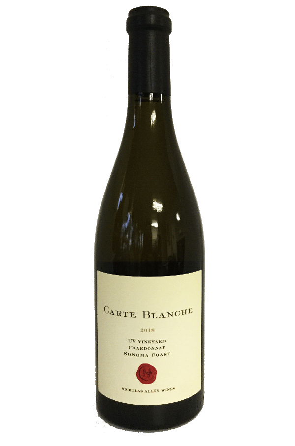 Product Image for Carte Blanche 2018 Chardonnay