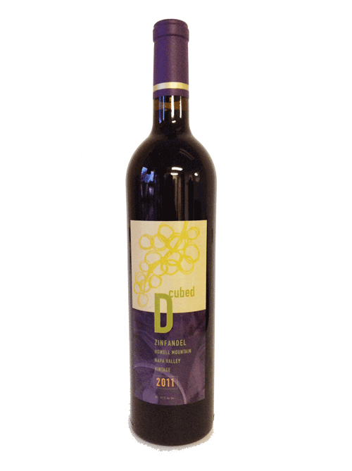 D Cubed 2011 Howell Mountain Zinfandel Product Image