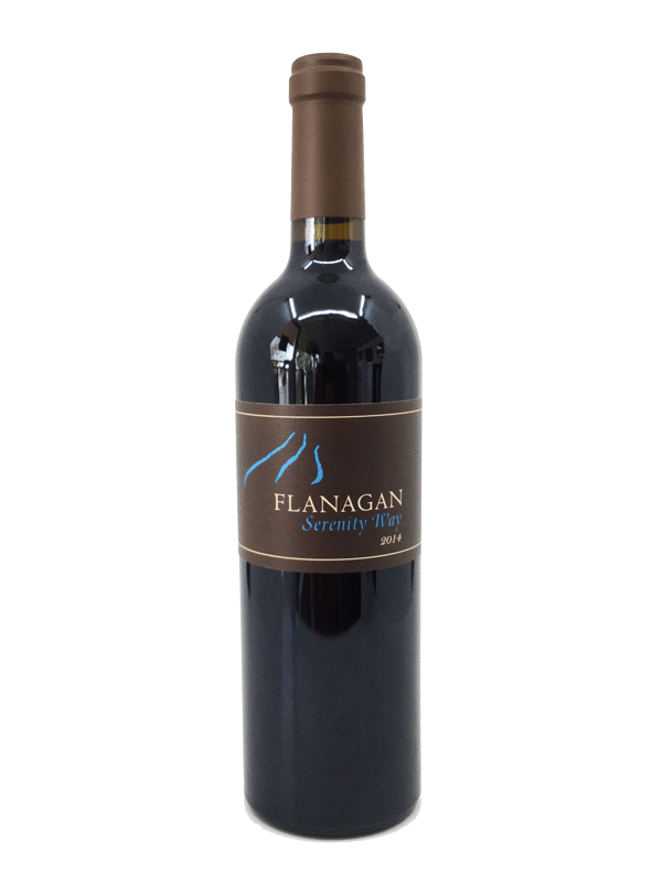 "Product Image for Flanagan 2014 ""Serenity Way"" Red Blend"