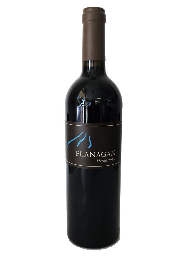 Flanagan 2015 Merlot Bennett Valley Product Image