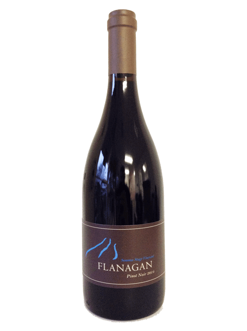 Product Image for Flanagan 2018 Sonoma Coast Pinot Noir
