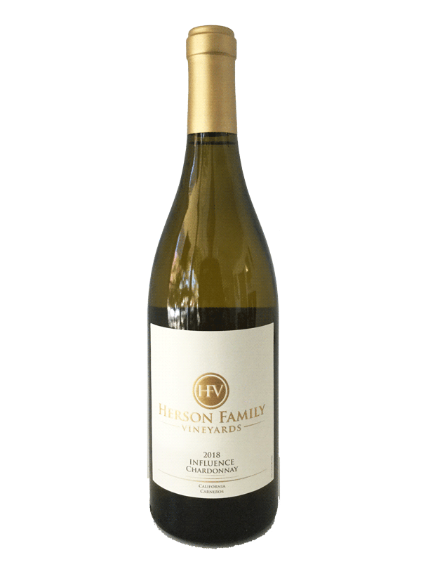 "Product Image for Herson Family Vineyards 2018 ""Influence"" Chardonnay"