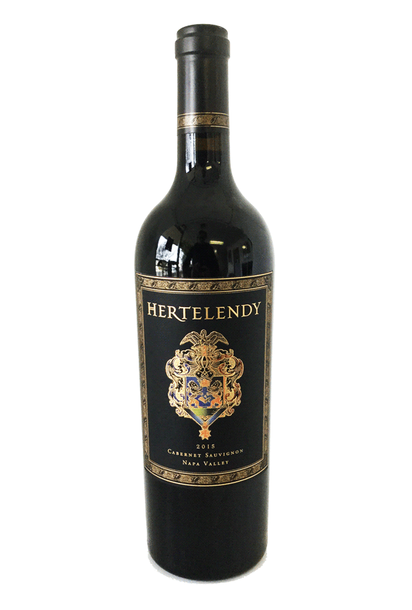 Product Image for Hertelendy 2015 Cabernet Sauvignon