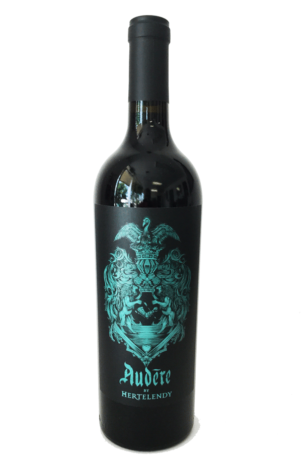 "Hertelendy 2014 ""Audere"" Red Blend Product Image"