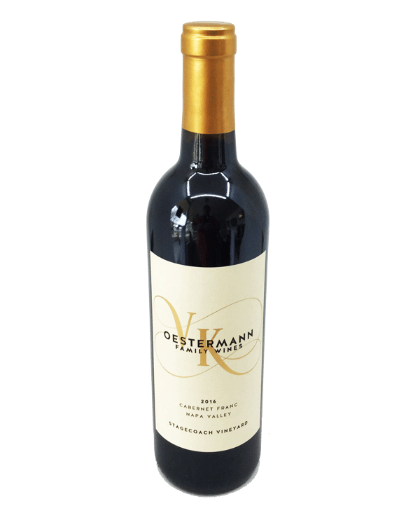 Product Image for Oestermann Family Wines 2016 Stagecoach Vineyard Cabernet Franc