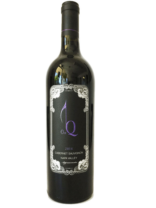 "On Q 2014 ""Appassionata"" Cabernet Sauvignon Product Image"