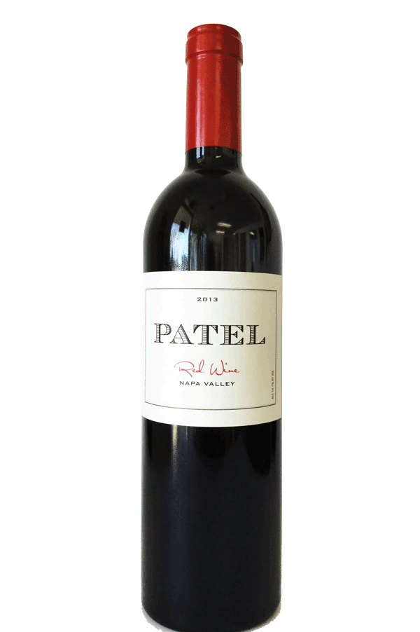 Patel 2013 Red Wine Product Image