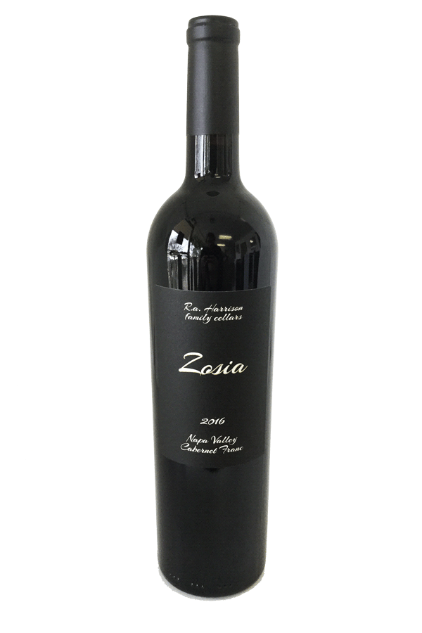 "Product Image for R.A. Harrison 2016 ""Zosia"" Cabernet Franc"