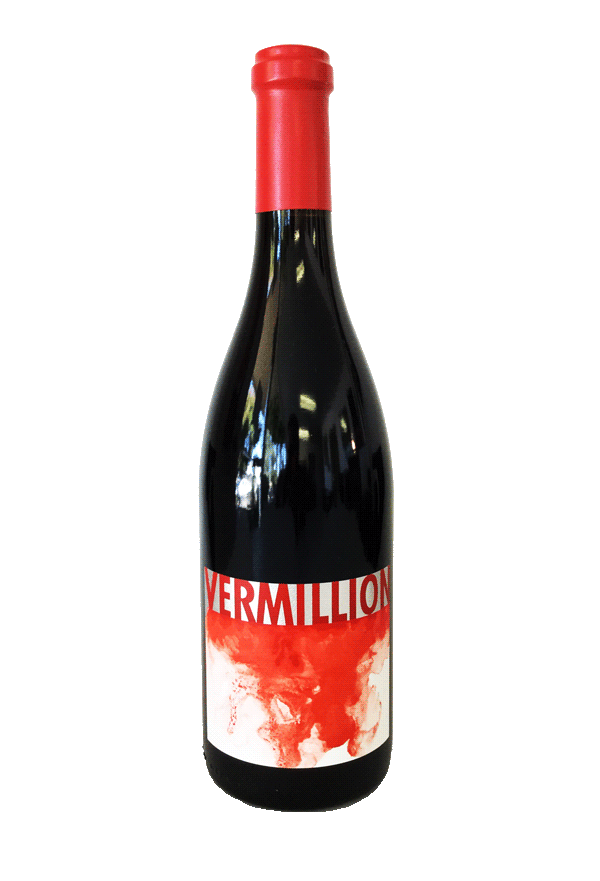 Vermillion 2015 Red Blend Product Image