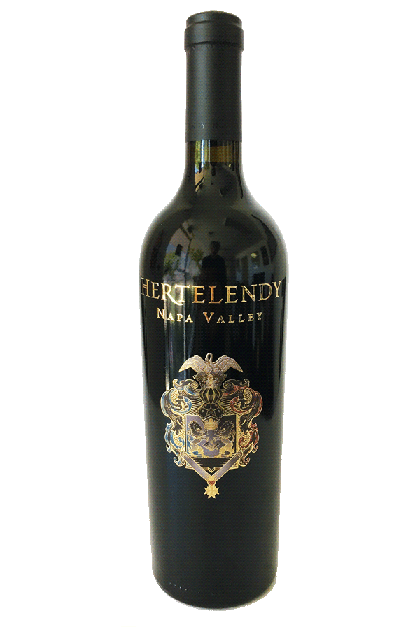 Hertelendy 2014 Signature Mountain Blend Product Image